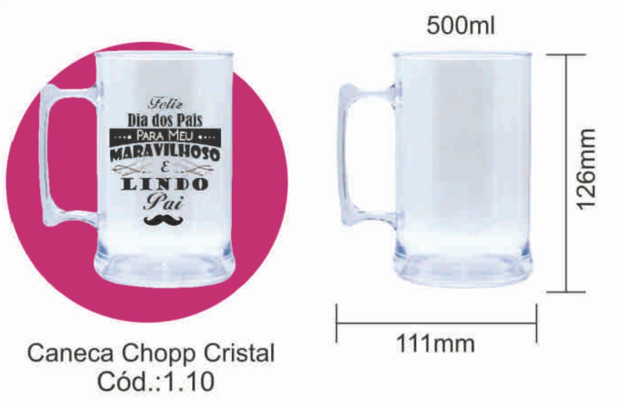 54d3c8fb4 Caneca chopp acrílico 500 ml-0
